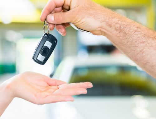 Ritiro e consegna dell'auto a domicilio gratis